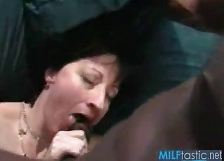 Black lover pounds a passionate sex doll