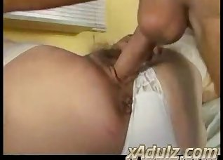 Spicy mature in stockings wants a dick